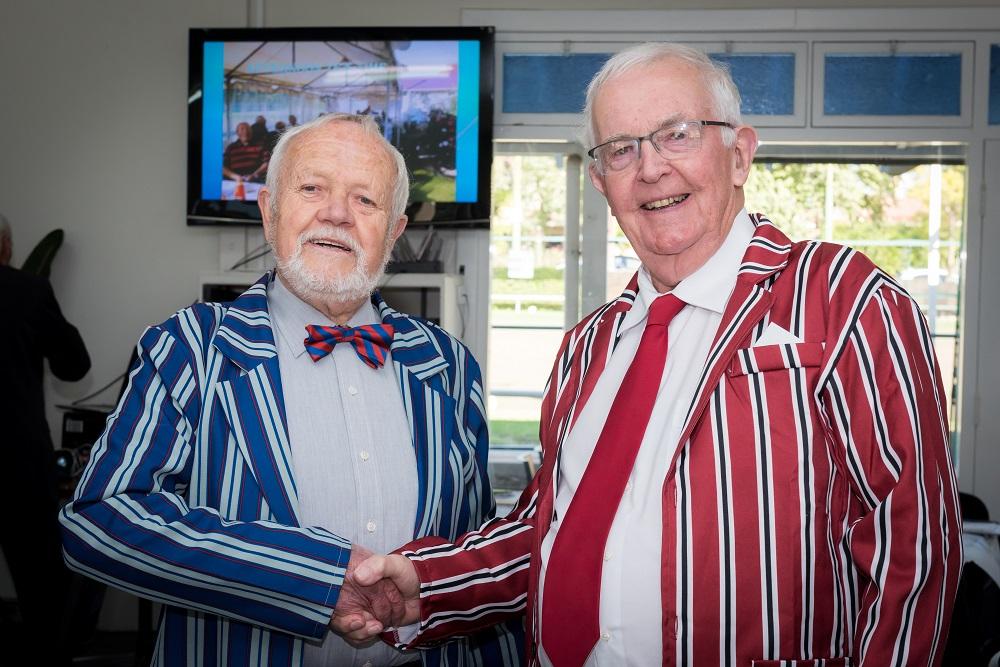 Brian Kenworthy and Gordon Hunt